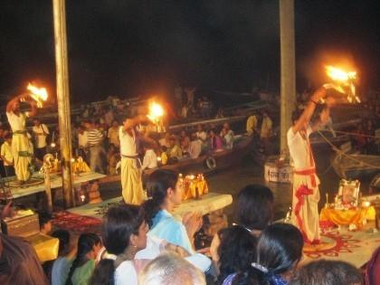 Una gallega en la India: Varanasi