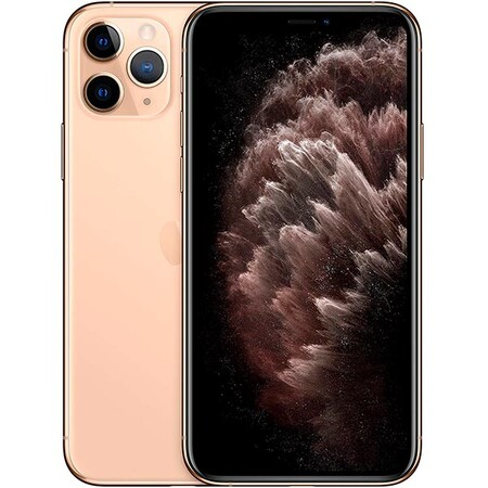 Iphone 11 Pro Dorado 3