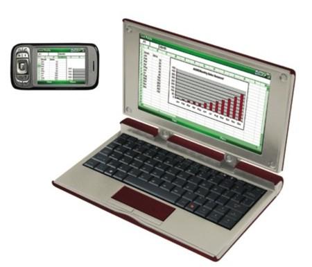 [CES 2008] REDFLY, el Foleo para Windows Mobile