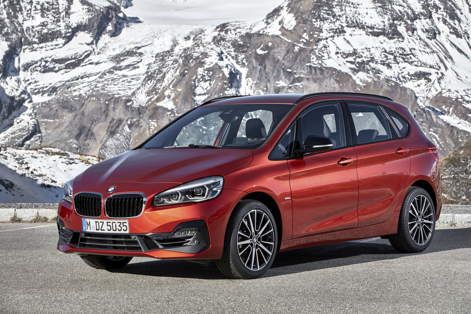 Foto de BMW Serie 2 Active Tourer (9/32)