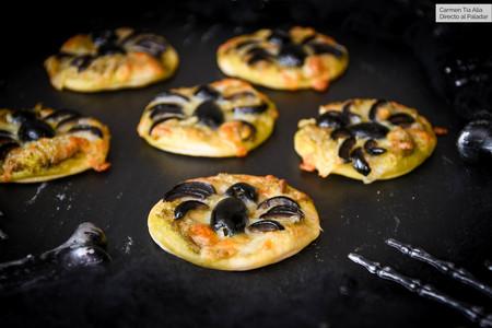 Una Masa De Pizza Tres Ideas Faciles Y Rapidas Para Halloween 3