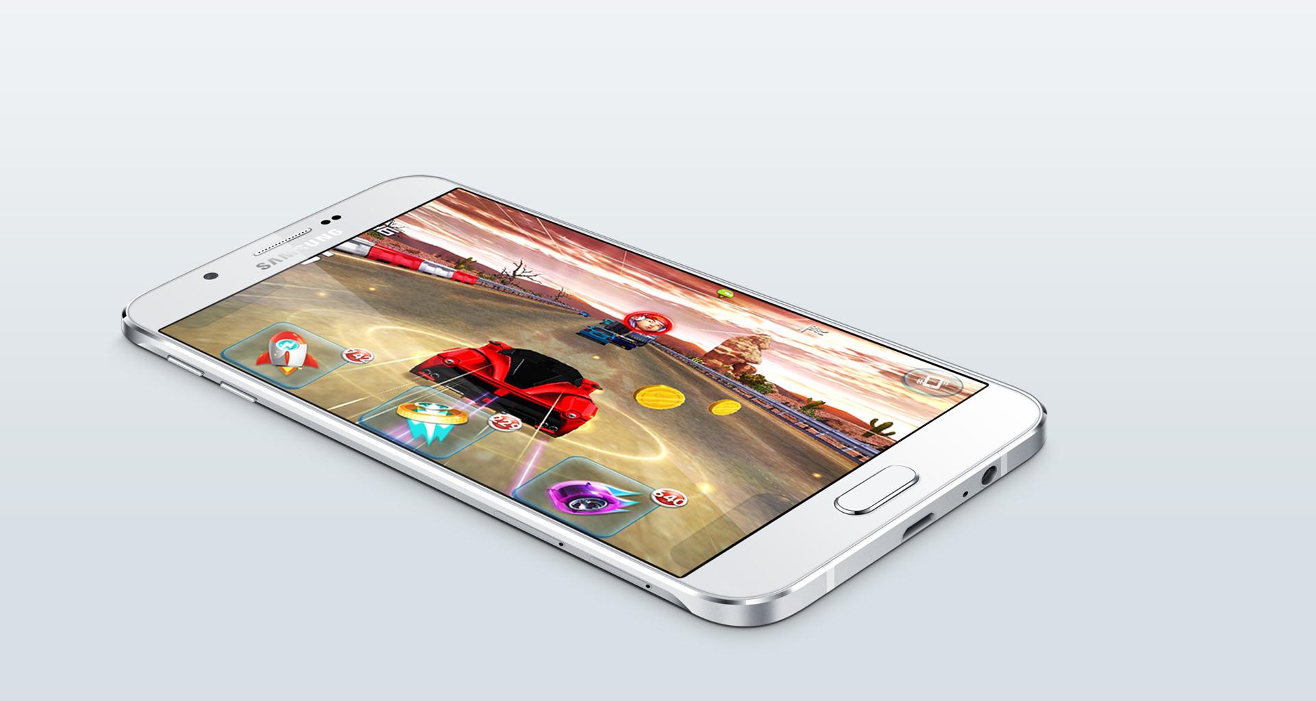 Foto de Samsung Galaxy A8 (3/16)