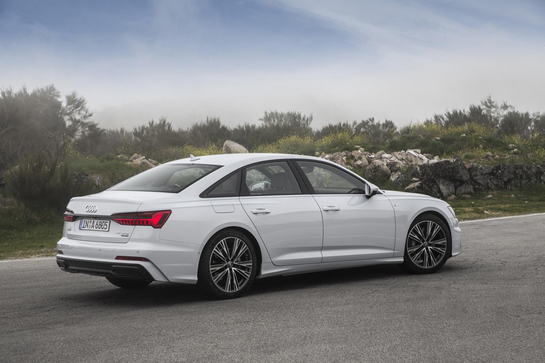 Foto de Audi A6 2018, toma de contacto (101/118)