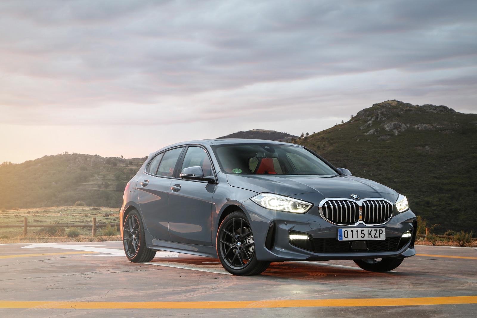 Foto de BMW Serie 1 2019 (presentación) (1/63)