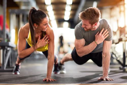 Novato total: así puedes entrenar en casa para empezar a ponerte en forma