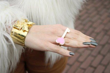 anillo ysl