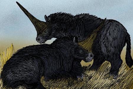 """Cómo un cambio climático acabó con el """"unicornio siberiano"""""""