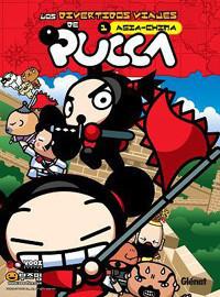 Guía de viajes manga: China y Asia con Pucca