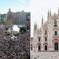 España frente a Italia y Japón en la crisis del coronavirus: esto es lo que han hecho los dos países y así les ha ido