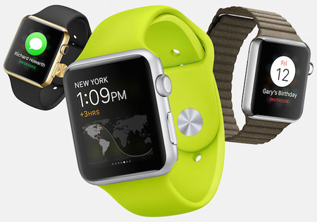 Es oficial: el Apple Watch se empezará a vender en abril