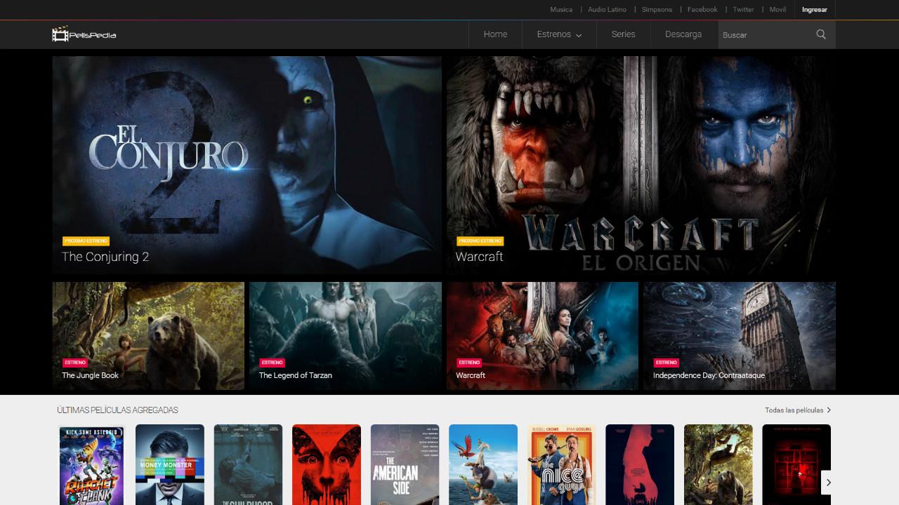 Nueve alternativas a Pordede para ver series y películas online