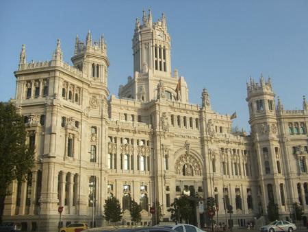 Ayuntamiento de Madrid en el Palacio de Cibeles