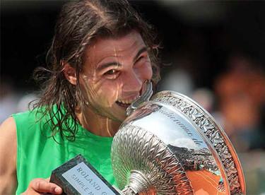 Rafa Nadal, ¡bravo Campeón!