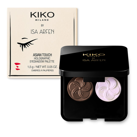 Asian Touch Holographic Eyeshadow Kiko