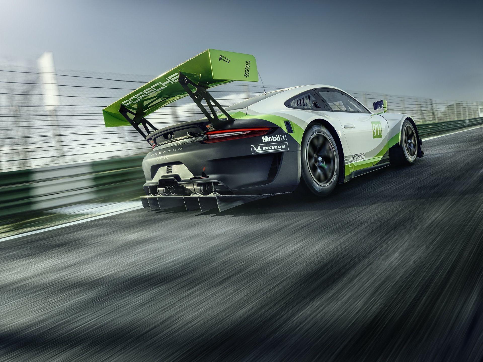 Foto de Porsche 911 GT3 R (7/9)