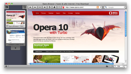 Descarga Opera 10