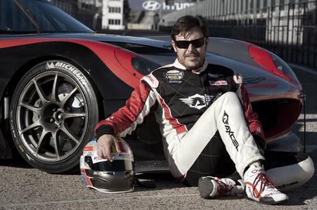Javier Morcillo, primer español confirmado para las 24 horas de Dubai