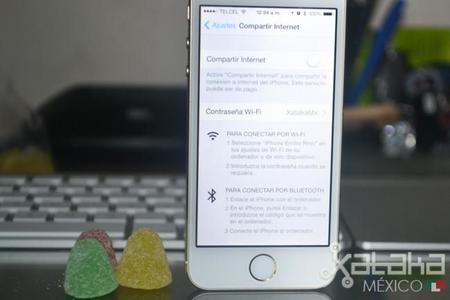 Usuarios reportan problemas al compartir internet en iOS 7.1