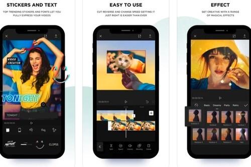 Así es CapCut: la app para editar vídeo, stories y TikToks que arrasa en iOS y Android
