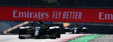 Valtteri Bottas gana, Max Verstappen se rompe y Lewis Hamilton la lía en el caótico debut de la Fórmula 1