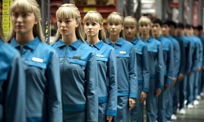 'Real humans', el 'Blade Runner' que vino de Suecia
