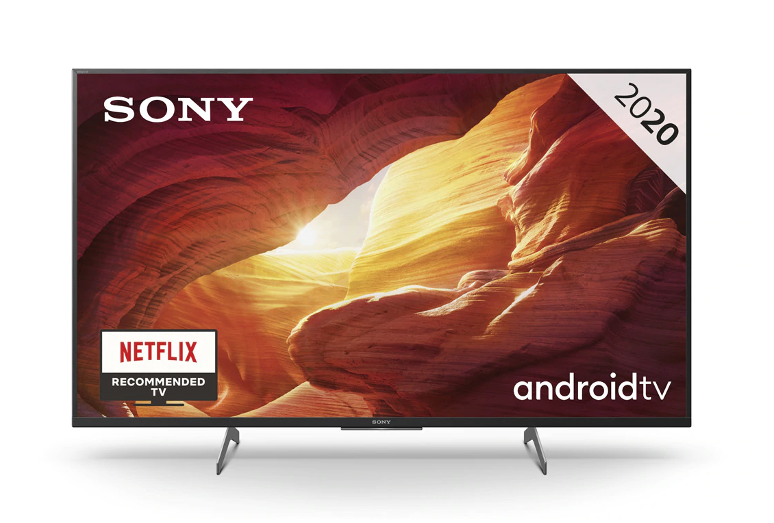 """TV LED 109,22 cm (43"""") Sony KD-43XH8596 Android TV, X1 4K HDR, Triluminos Display, 4K X-Reality PRO y Google Assistant"""