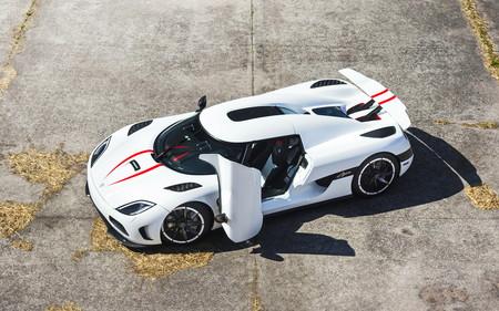 Koenigsegg no está dispuesto a permitir que un auto eléctrico sea el que acelere más rápido