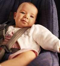 Sillas de coche, ¿peligrosas para el bebé?
