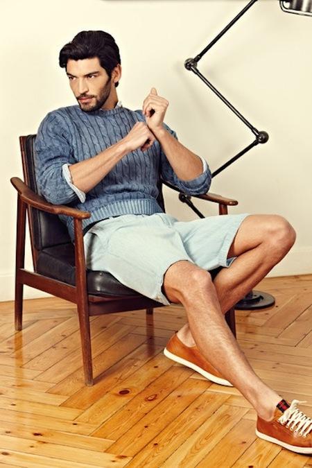 Adivina cuáles son las prendas preferidas de Pedro del Hierro para esta Primavera 2012