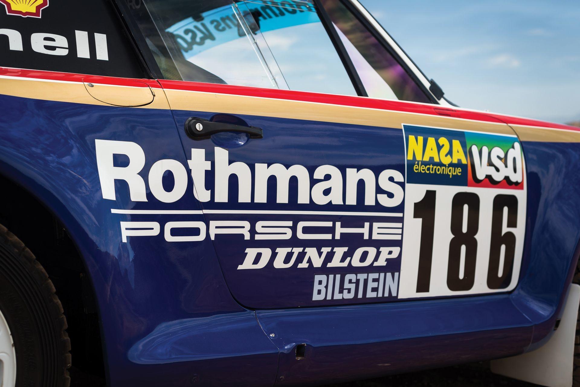 Foto de Porsche 959 Paris-Dakar (10/24)