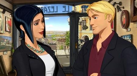 Primer tráiler con gameplay de 'Broken Sword: La Maldición de la Serpiente' [GC 2013]