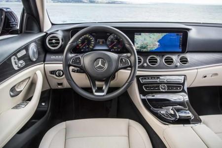 Mercedes Benz Clase E Mexico 8