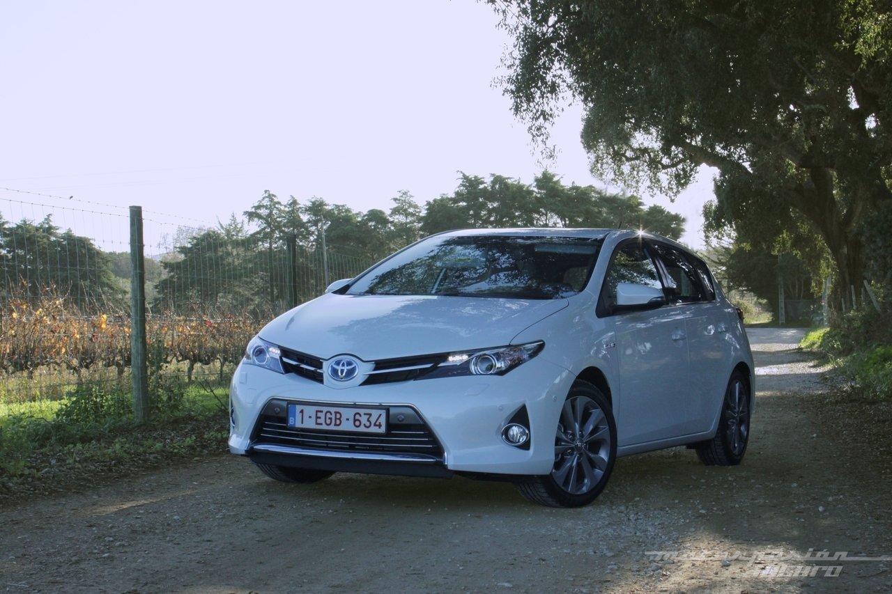Foto de Toyota Auris Hybrid 2013 (12/21)