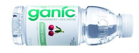 Ganic Water, agua mineral de sabores