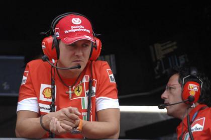 """Todt: """"Schumacher no será nunca el jefe de Ferrari"""""""