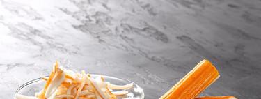 El surimi no es tan sano como creemos