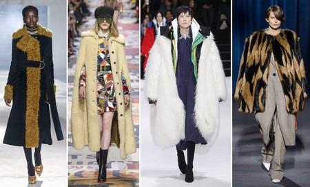 Trend Aw 2018 Fur Coat