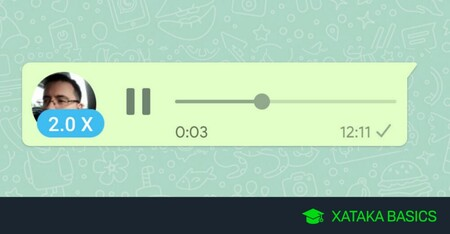 Cómo escuchar los audios de WhatsApp a distintas velocidades