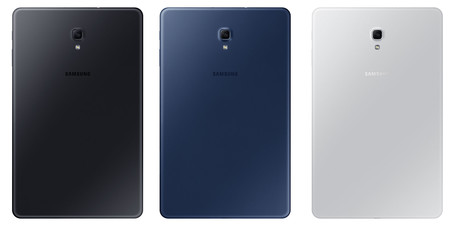 Galaxy Tab A 10.5 Back Colors