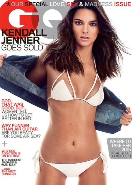 No ha llegado el verano de repente, ha sido Kendall Jenner quién ha subido la temperatura con GQ
