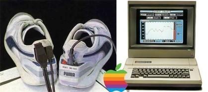 """Puma RS 100 Computer: El sistema """"Nike+"""" de principios de los 80"""