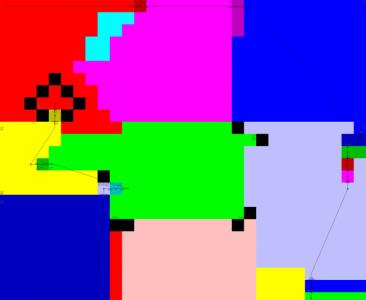 Piet: un lenguaje de programación muy artístico