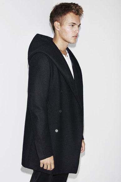 Zara: lookbook de septiembre 2012