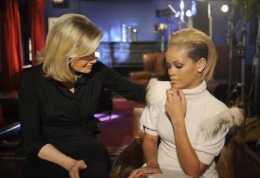 Rihanna rompe el silencio sobre Chris Brown