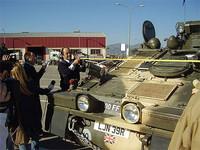 La historia de un coronel retirado y su tanque que no pasa la ITV