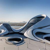 China tiene un problema con la arquitectura rara. Que tiene demasiada