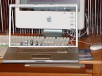 Los nuevos Mac con pantalla transparente