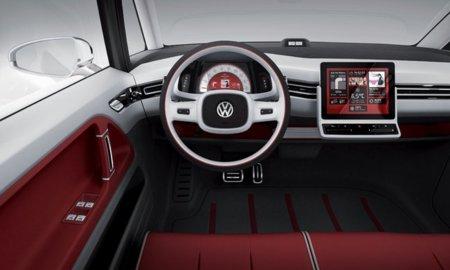 Bulli, el prototipo de Volkswagen con iPad integrado