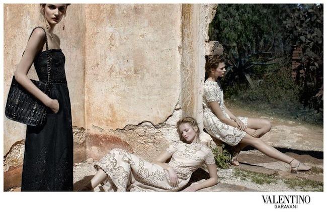 Foto de Valentino campaña Primavera-Verano 2012 (6/12)