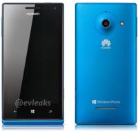Huawei Ascend W1 se deja ver antes de tiempo